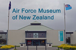 Christchurch Airforce Museum