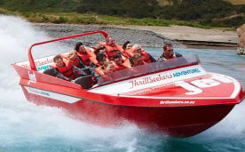 Hanmer Springs Jetboat